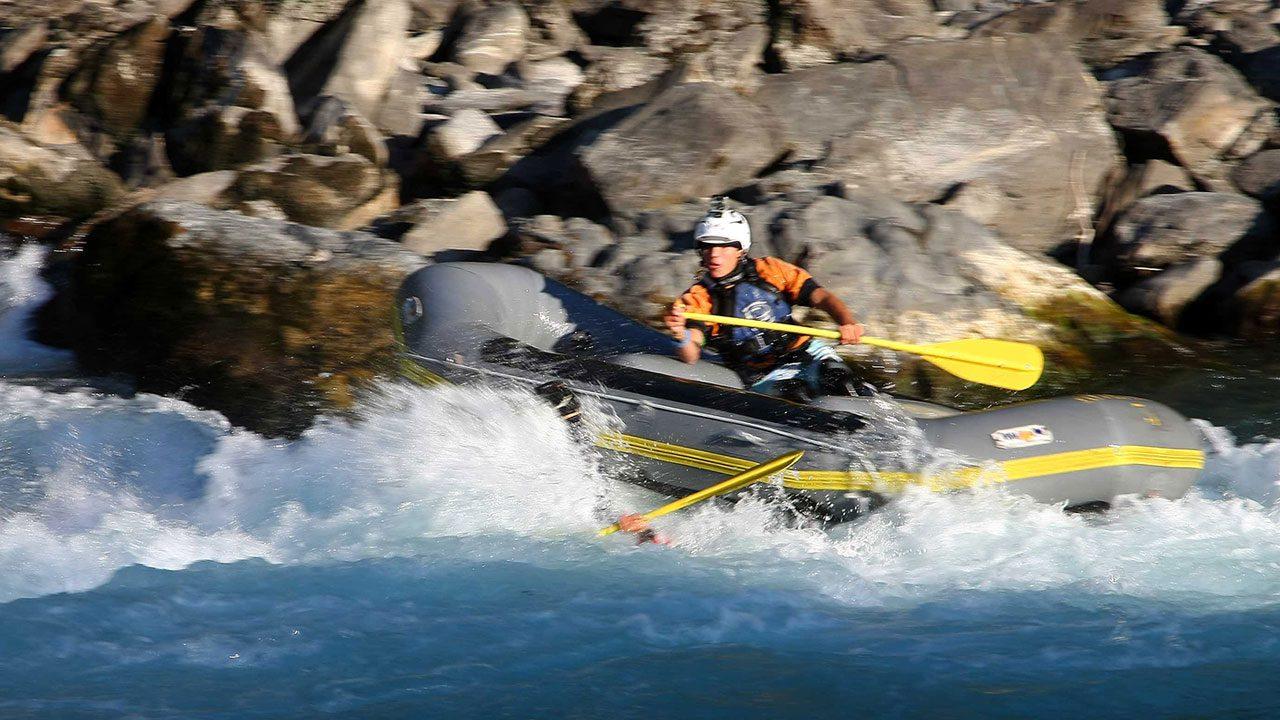 imparare-in-rafting