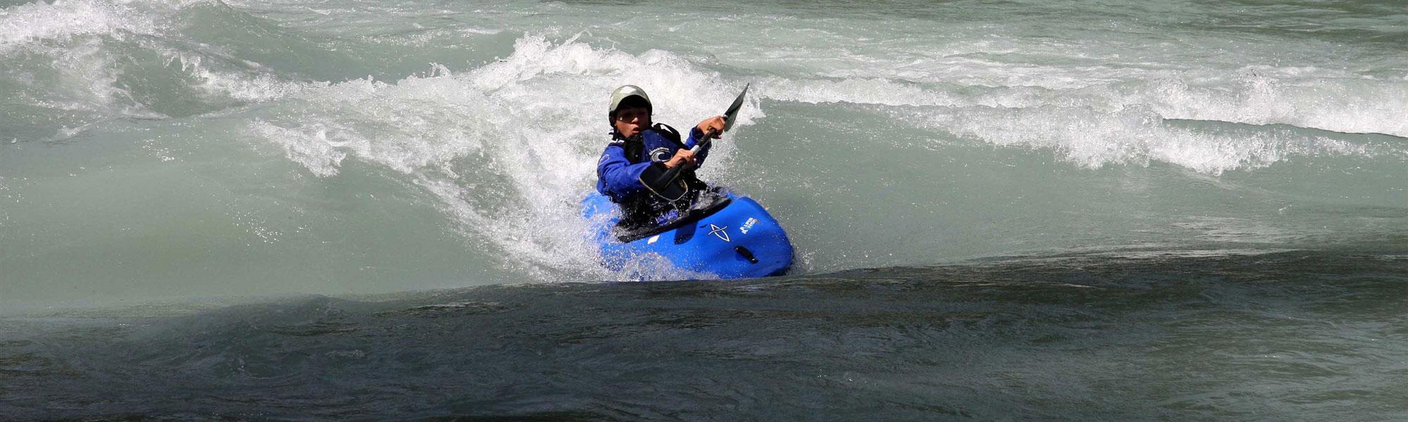 canoa e kayak rafting italia